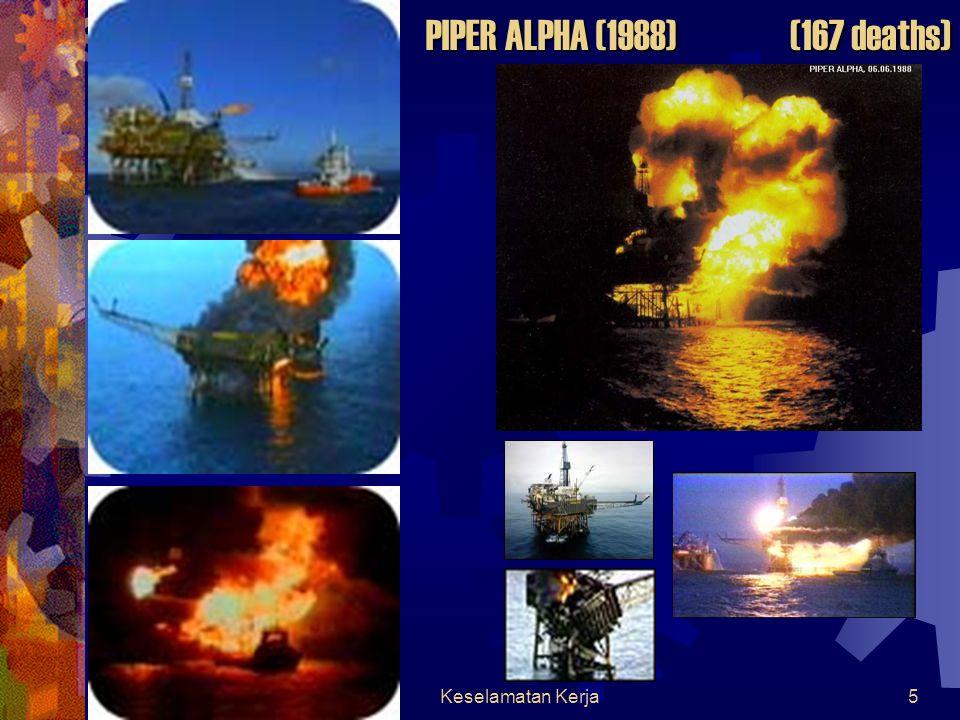 Keselamatan Kerja5 (167 deaths) PIPER ALPHA (1988)