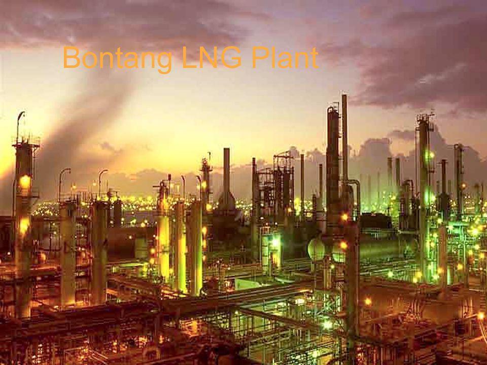 Keselamatan Kerja94 Bontang LNG Plant  Bontang LNG Plant Terletak di Bontang Selatan  Bermula dari ditemukannya cadangan gas raksasa di lapangan badak oleh Huffco pada 1972  Bontang LNG plant selesai dibangun dan langsung memulai produksinya dengan 2 train yaitu train A dan B pada tahun 1977  Saat ini Bontang LNG Plant memiliki 8 train yaitu A – H  Kapasitas produksi saat ini 22 juta ton LNG/tahun dan 1.2 juta ton LPG/tahun  Hasil produksi hampir seluruhnya diekspor ke Jepang, Korea dan Taiwan  Saat ini, hampir seluruh pekerjanya sebagian besar orang Indonesia