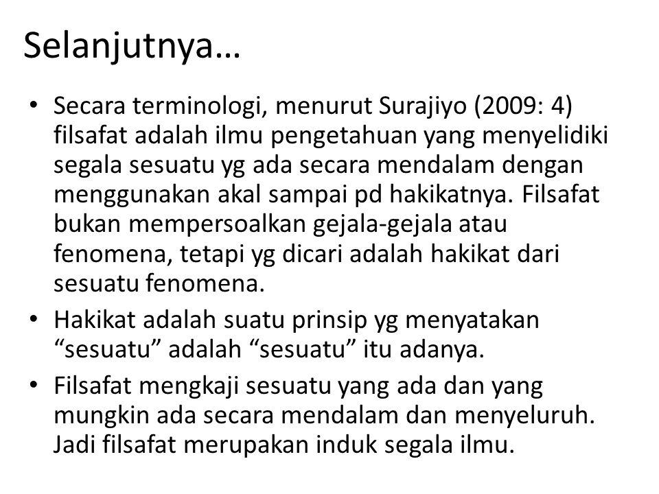 MAKNA FILSAFAT PENDIDIKAN Menurut beberapa ahli (dalam Muhmidayeli.