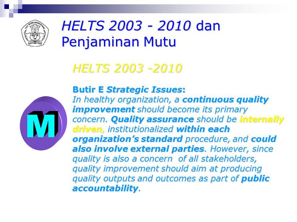 Kewajiban dan Tujuan Penjaminan Mutu PP No.19 Tahun 2005 Tentang Standar Nasional Pendidikan (SNP) Pasal 91 (1) Setiap satuan pendidikan pada jalur fo