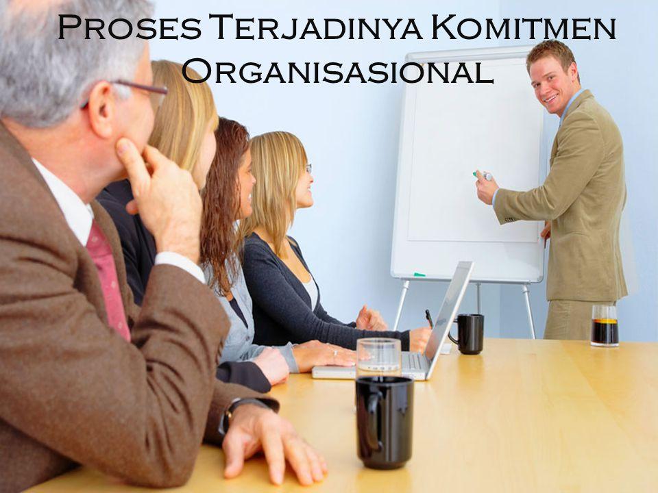 Gary Dessler (1999) mengemukakan sejumlah cara yang bisa dilakukan untuk membangun komitmen karyawan pada organisasi, yaitu : Gary Dessler (1999) mengemukakan sejumlah cara yang bisa dilakukan untuk membangun komitmen karyawan pada organisasi, yaitu : 1.Make it charismatic 2.Build the tradition 3.Have comprehensive grievance procedures 4.Provide extensive two-way communications 5.Create a sense of community 6.Build value-based homogeneity 7.Share and share alike 8.Emphasize barnraising, cross-utilization, and teamwork 9.Get together 10.Support employee development