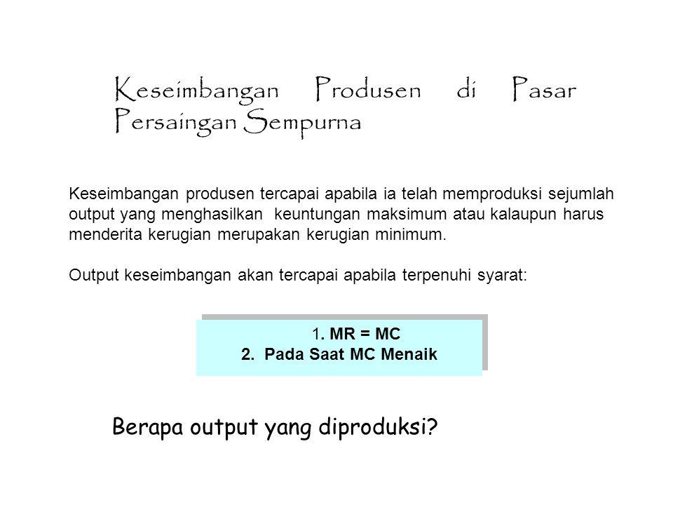 P,C, R (rb Rp) 1 2 3 60 4 70 5 80 6 7 90 8 100 110 9 10 Q 120 130 140 MR = AR MC Q* AC E C