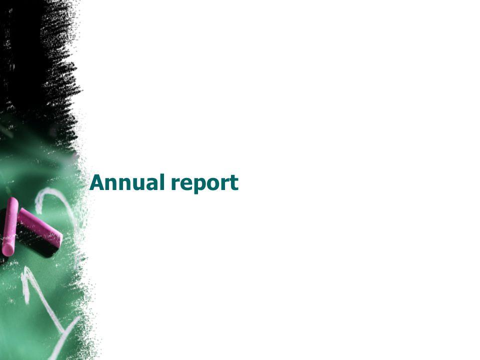 Di antara banyak jenis in-house publication, annual report (laporan tahunan) adalah yang paling jarang dibaca.