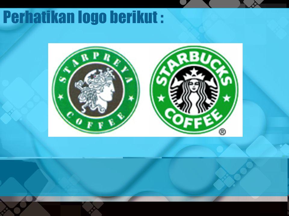 Perhatikan logo berikut :
