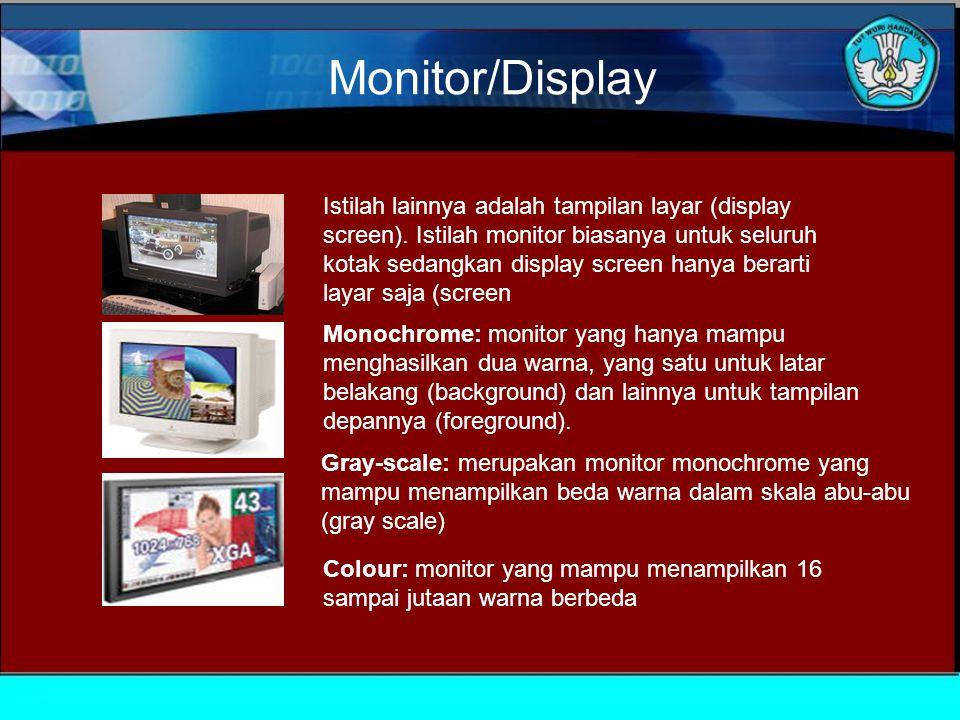Kamera Digital Kamera yang berfungsi menyimpan image digital dan bukan untuk filem.