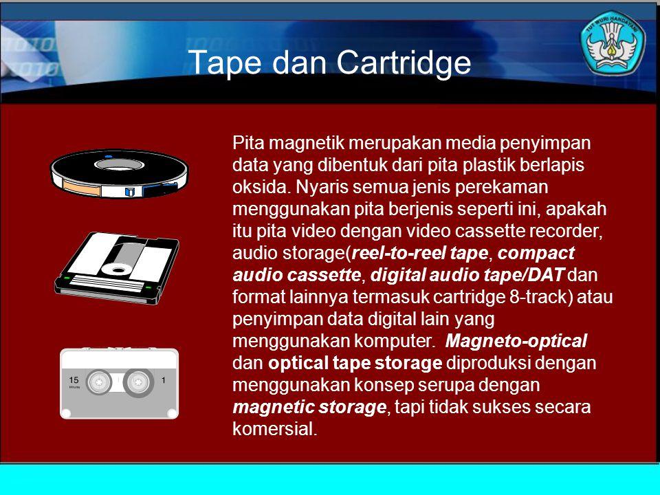 Disket floppy disk adalah perangkat penyimpan data (Data Storage) yang terdiri dari sekeping filem tipis, media magnetik lentur(seperti namanya) yang dibungkus oleh plastik keras bujur sangkar (yang membingungkan pemakai pemula karena tidak bundar ).