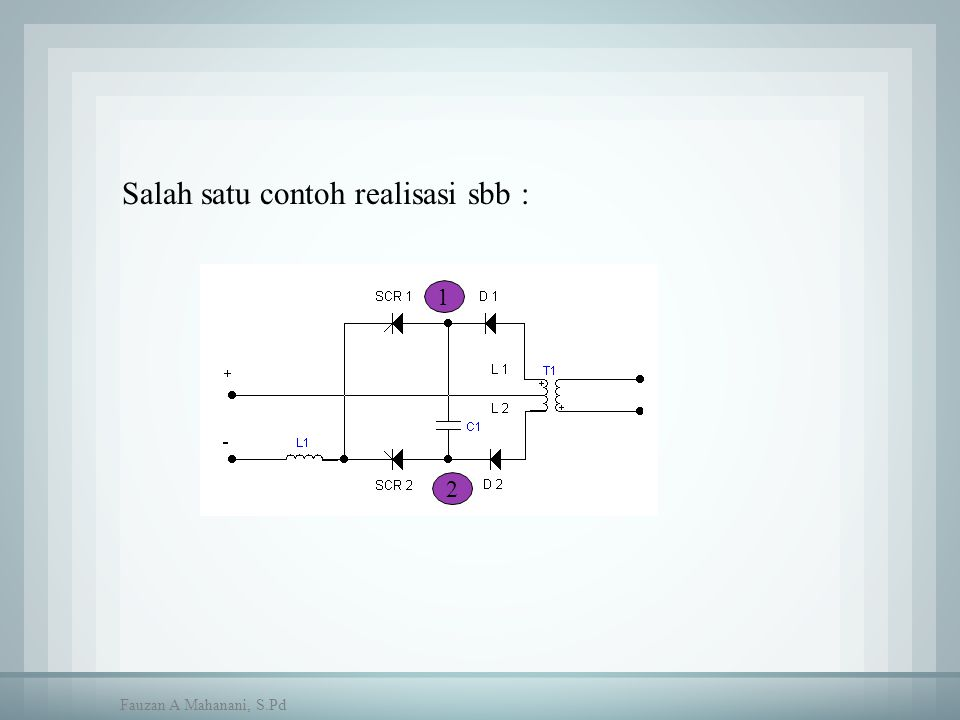 Salah satu contoh realisasi sbb : 1 2 Fauzan A Mahanani, S.Pd