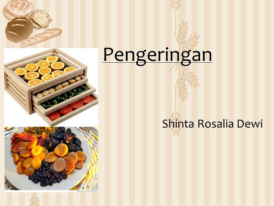 Pengeringan Shinta Rosalia Dewi