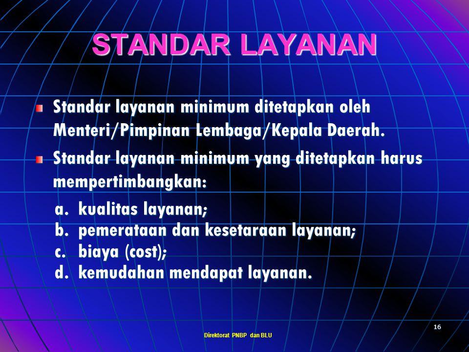 PENCABUTAN BLU Berakhirny a PPK-BLU Diusulkan dicabut oleh Menteri/PL/ Kepala SKPD Sudah Tidak Memenuhi Syarat Berubah Status Hukum Dicabut oleh Menke