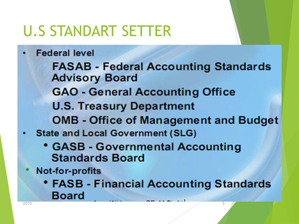U.S STANDART SETTER (2) 2010 6