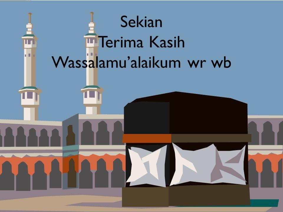 aps-rizal, aji & ahim (2009) dept of acct - umy Sekian Terima Kasih Wassalamu'alaikum wr wb