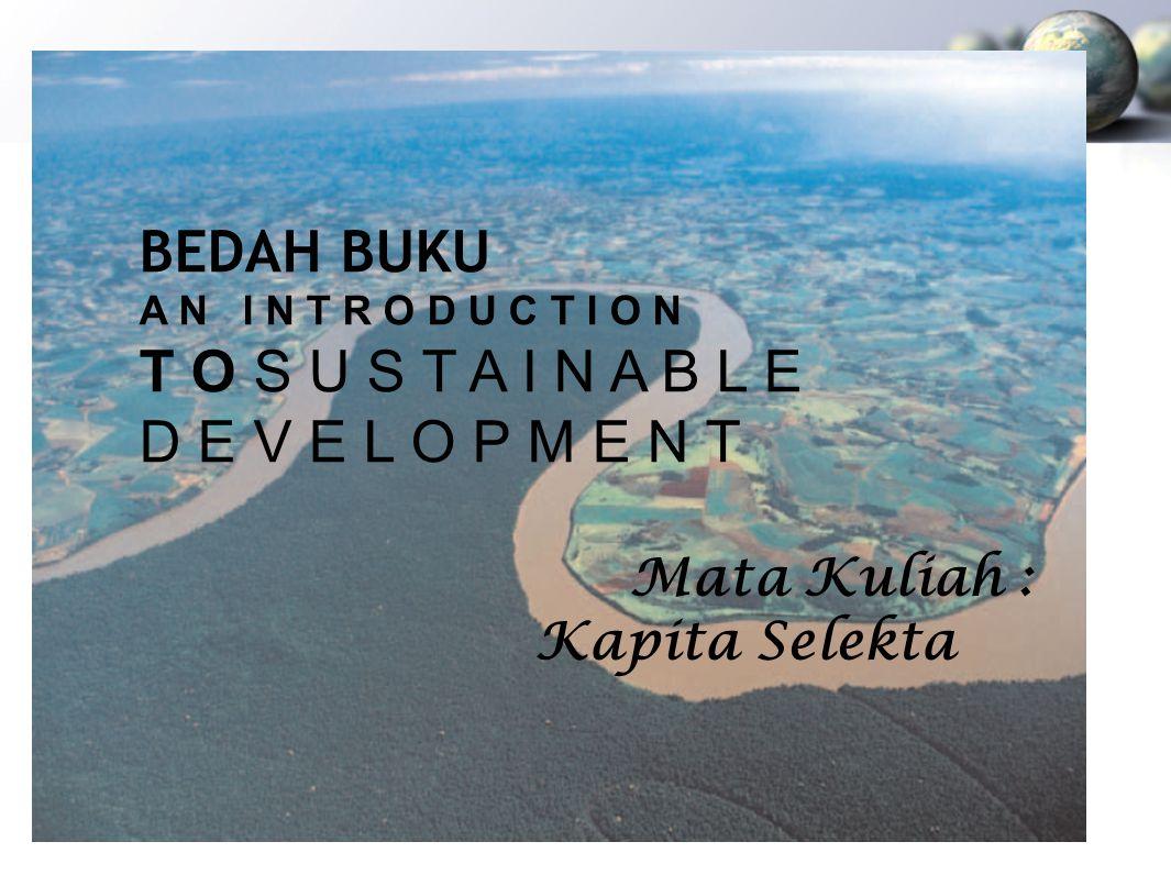 Mudah-mudahan hukum yang sudah dibuat dengan baik, bisa kita terapkan dengan benar dalam proses melaksanakan Pembangunan Berkelanjutan.