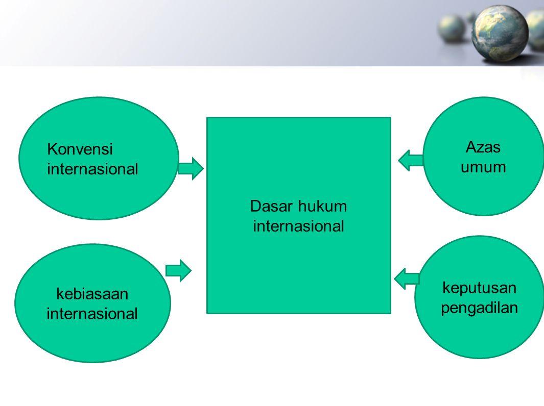 Karakteristik dari Perjanjian Lingkungan Multilateral 1.Penerapan undang-undang di wilayah nasional telah dilakukan oleh negara-negara yang berpartisipasi; 2.Pembentukan mekanisme pemantauan internasional untuk melihat pelaksanaannya, dilakukan oleh negara-negara yang berpartisipasi; 3.Prosedur yang disederhanakan agar dapat terjadi perkembangan yang cepat dari kesepakatan; 4.Penggunaan rencana kerja untuk peraturan yang akan dibuat berikutnya; 5.Pembentukan institusi baru atau bidang-bidang yang berkaitan dari bidang yang sudah ada untuk meningkatkan kerjasama yang teru-menerus; 6.Penggunaan kerangka persetujuan; 7.Ketentuan yang berhubungan atau ada kaitannya dengan hal tentang lingkungan.