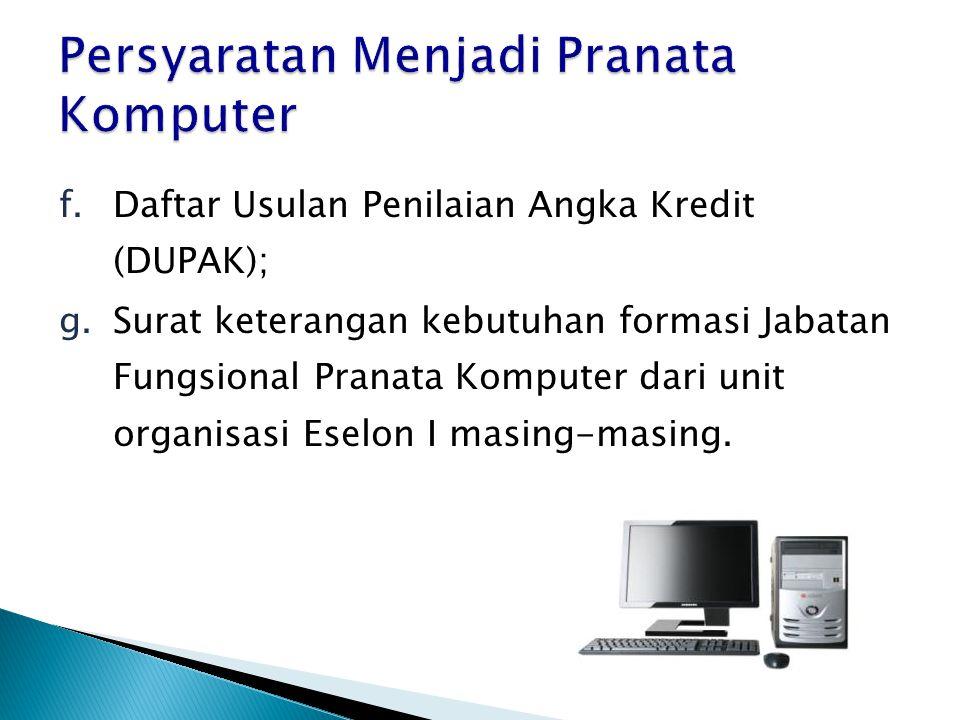 e.Fotocopy ijasah pendidikan terakhir - Minimal SLTA / D 1 untuk PPK Terampil - Minimal Sarjana / D IV untuk PPK Ahli f.Sertifikat Pendidikan dan Pela