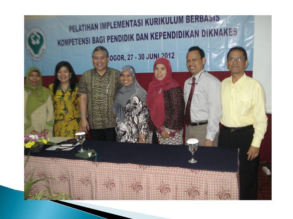 Oleh : I Dewa Nyoman Supariasa, MPS Disampaikan pada workshop kurikulum program studi D-III Gizi, STIKES Kepanjen tgl 27 Juni 2013.