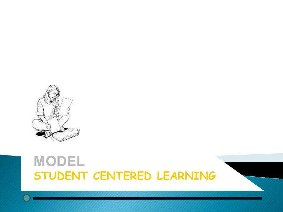 MODEL TEACHER CENTERED LEARNING