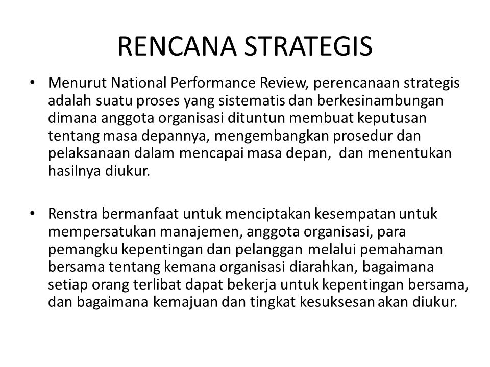 STRATEGIC ISSUES BATASAN: – ISU YANG MENYANGKUT BERBAGAI KONDISI DAN FAKTOR YANG BAKAL MENENTUKAN KESUKSESAN ORGANISASI DALAM MENGEMBAN MISI DAN MENCAPAI VISINYA – A STRATEGIC ISUE IS AN ENVIRONMENTAL FACTOR, EITHER INSIDE OR OUTSIDE THE ORGANIZATION, THAT IS LIKELY TO HAVE AN IMPACT ON THE ABILITY OF THE ENTERPRISE TO MEET ITS OBJECTIVES (CERTO & PETER, 1990: 40-41 – STRATEGIC ISUES: ANY OPPORTUNITIES OR THREATS POSED BY EXTERNAL DEVELOPMENTS (ECONOMIC, POLITICAL, SOCIAL OR TECHNOLOGICAL ENVIRONMENTS OF THE ORGANIZATION (JOYCE, 1999: 36) – ISSUES THAT DIFFICULT TO MANAGE OR HANDLE