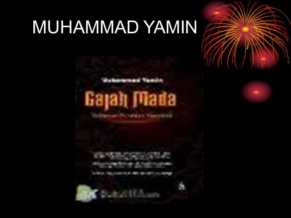MUHAMMAD YAMIN