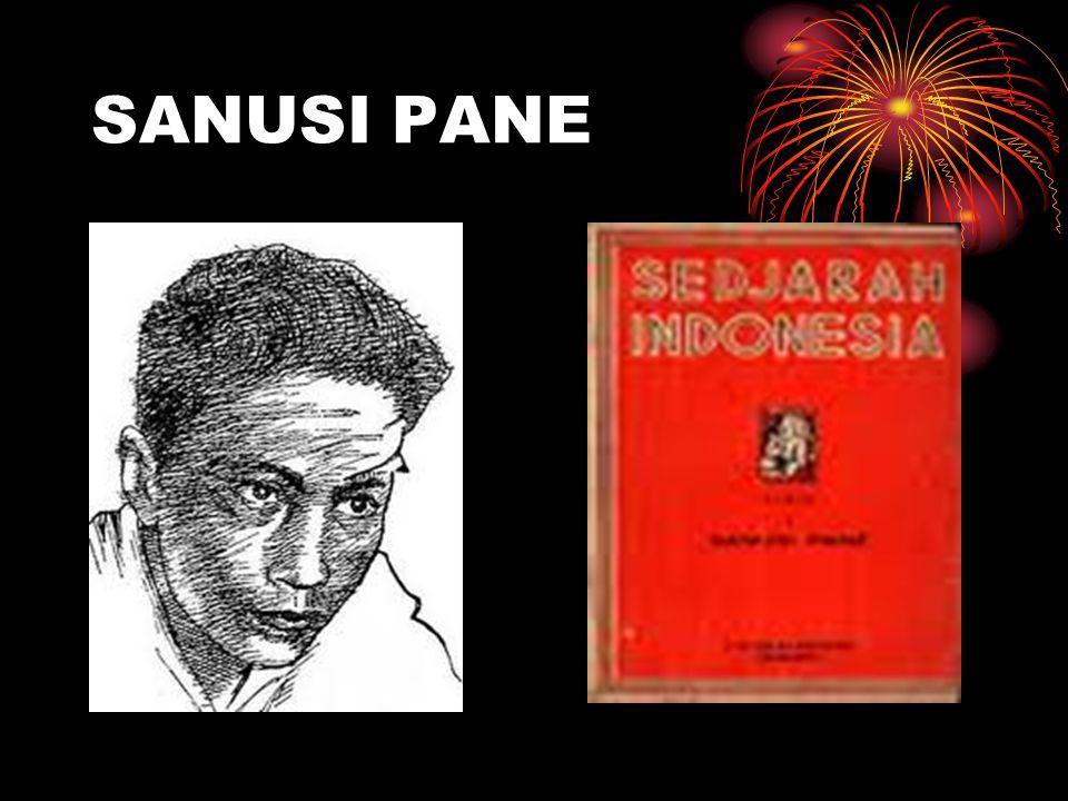 SANUSI PANE