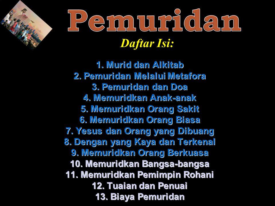 Pemuridan Triwulan 1, 2014 2.Menghormati Penguasa Agama Belum Pernahkah Kamu Baca....