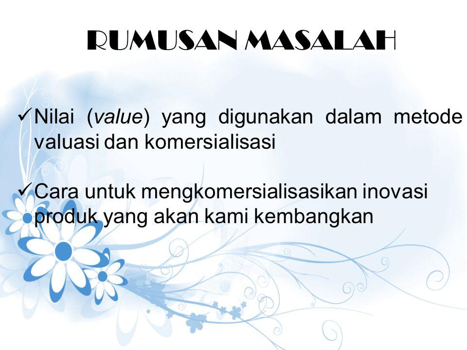 TUJUAN PROYEK Inovasi Produk Gemuk dari Bahan Alami (Kelapa Sawit) Menghasilkan produk gemuk yang ramah lingkungan dan renewable.