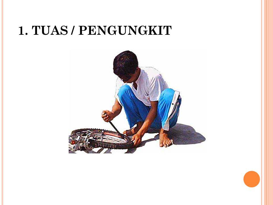 1. TUAS / PENGUNGKIT