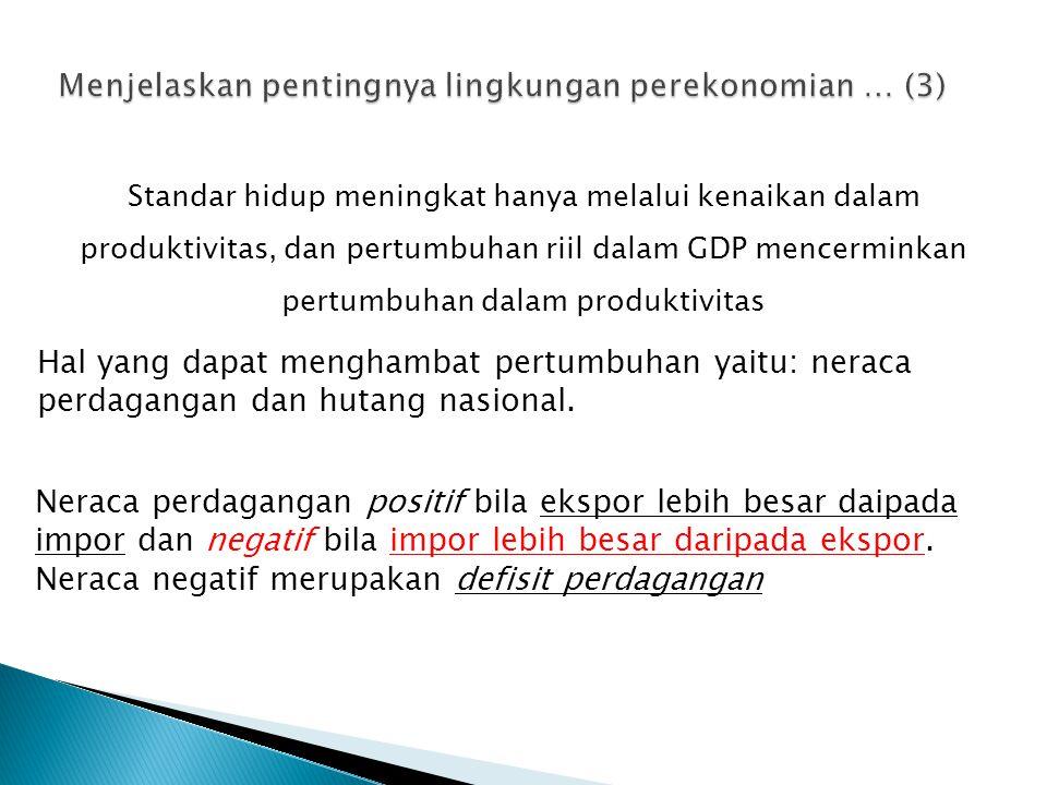 Stabilitas politik adalah satu pertimbangan penting untuk perusahaan internasional.
