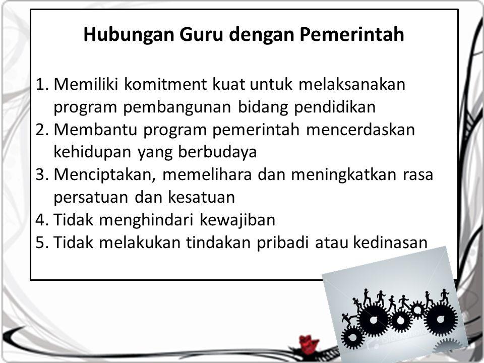 1.Mensosialisasikan Kode Etik Guru Indonesia kepada rekan sejawat, penyelenggara pendidikan masyarakat dan pemerintah 2.Guru yang melanggar Kode Etik Guru Indonesia dikenai sanksi 3.Jenis pelanggaran meliputi pelanggaran ringan, sedang dan berat