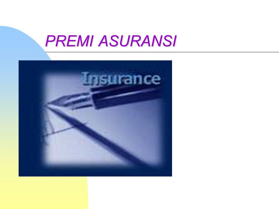 Peranan asuransi dalam memproduktifitas kegiatan ekonomi dan sosial 1.Melengkapi persyaratan kredit 2.Mempercepat laju pertumbuhan ekonomi 3.Mengurang