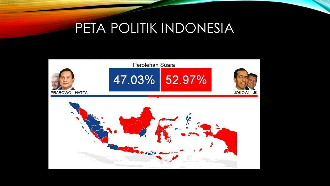 PETA POLITIK INDONESIA