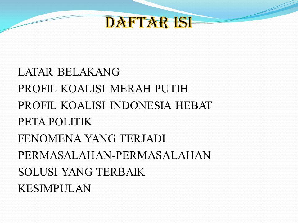1.Pemilihan Umum di RI Tahun 2014 2.