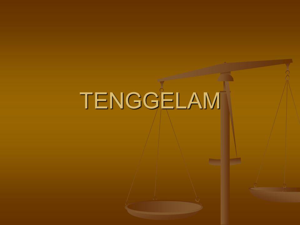 TENGGELAM