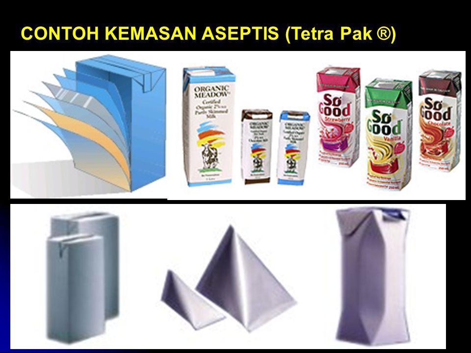 CONTOH KEMASAN ASEPTIS (Tetra Pak ®)