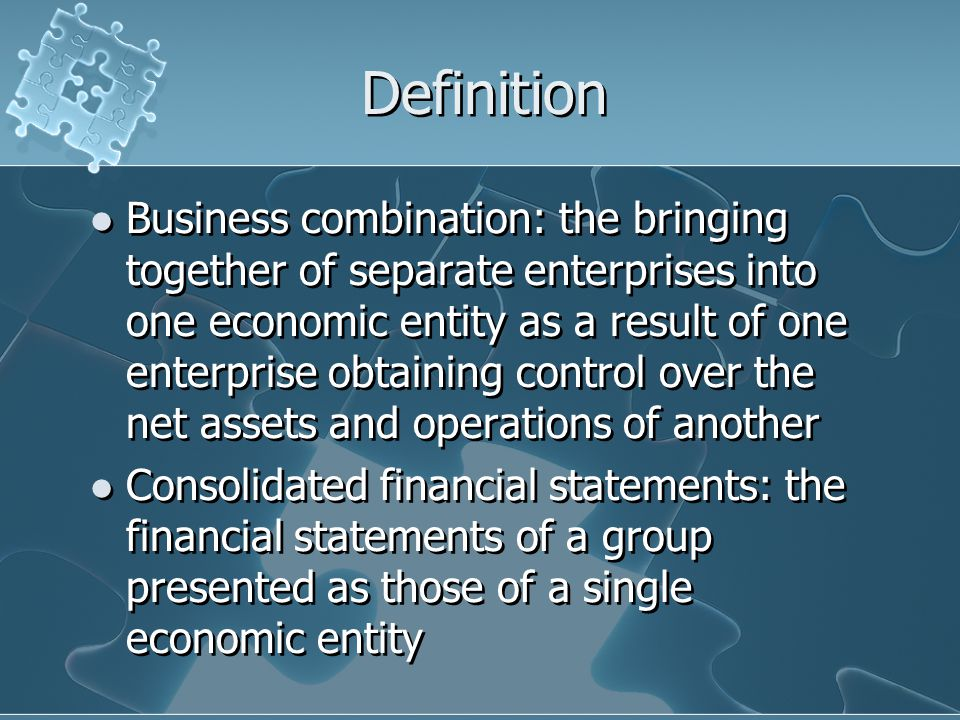 Recording the Assets Acquired and Liabilities Assumed The assets acquired and liabilities assumed in the business combination should be recorded at fair values