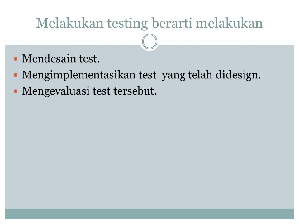 Unit Testing[3]( IEEE )