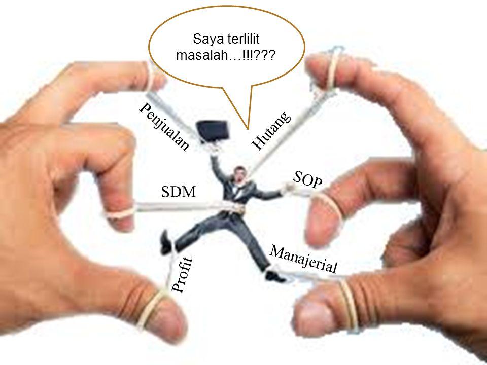 Hutang Profit SDM Penjualan SOP Manajerial Saya terlilit masalah…!!!???
