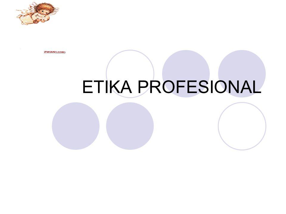TIU : Mahasiswa dapat memahami hal-hal yang berhubungan dengan pemeriksaan akuntan TIK : Mahasiswa mengerti etika profesi akuntan publik