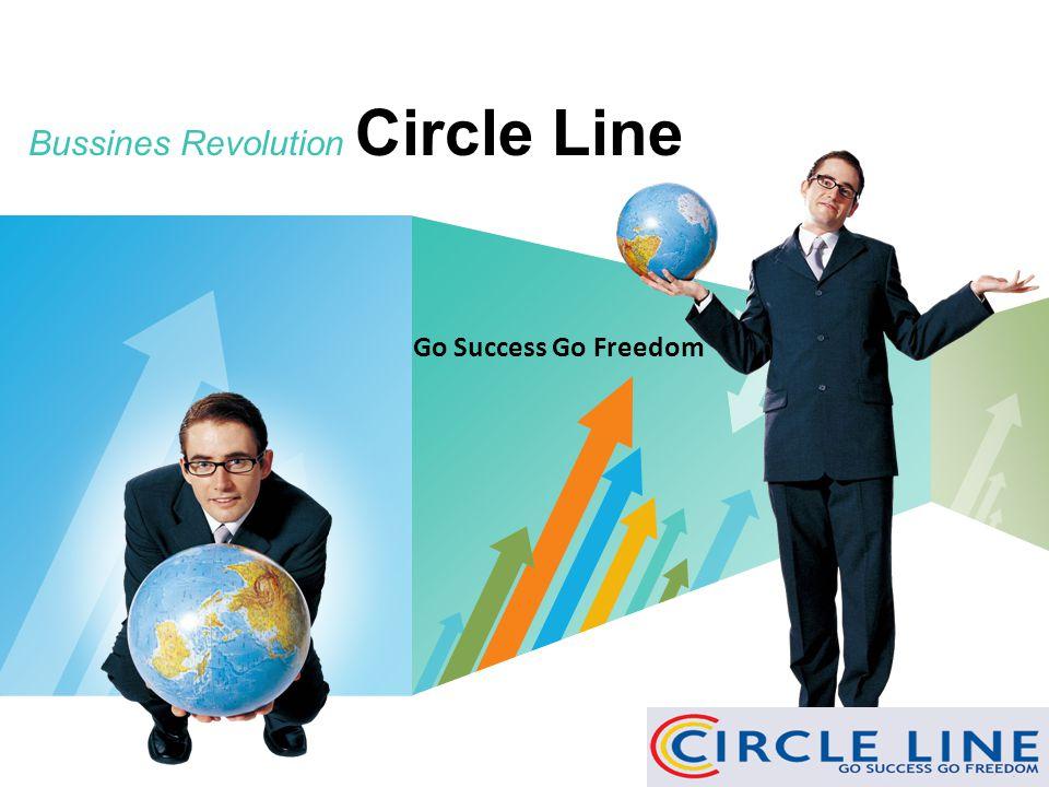 LOGO Bussines Revolution Circle Line www.themegallery.com Go Success Go Freedom
