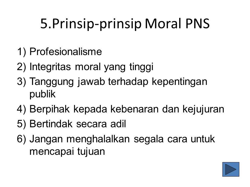 4.Etika PNS yg tertuang dalam Ketentuan Pokok-Pokok Kepeg 1.KEWAJIBAN MENGANGKAT SUMPAH/JANJI PADA SAAT PENGANGKATAN MENJADI PNS 2.KEWAJIBAN MENGANGKA