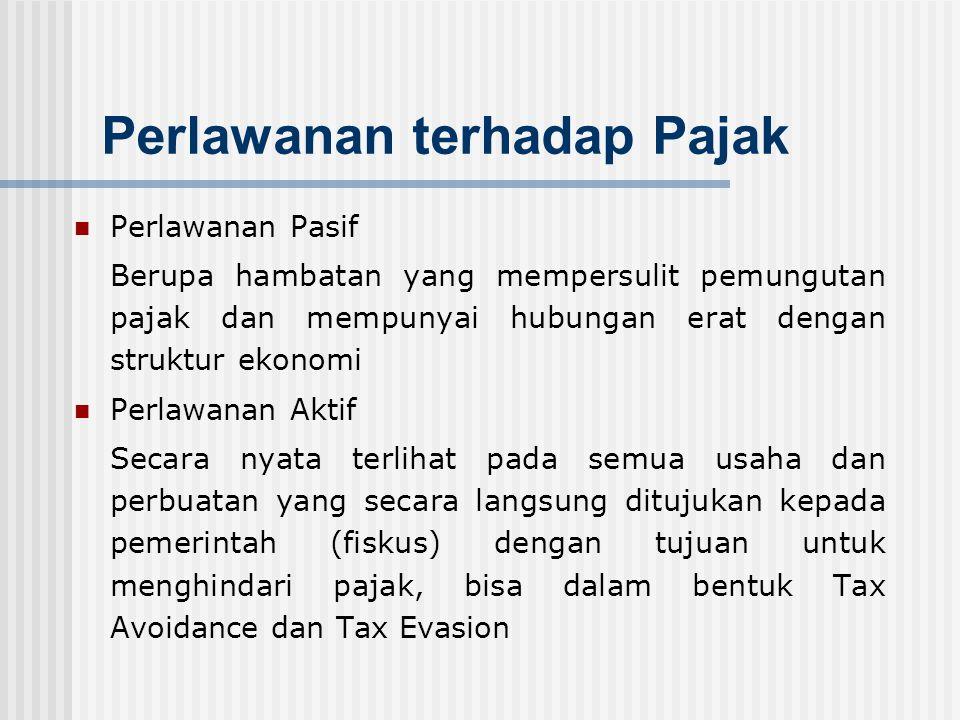 Jenis Pajak berdasarkan Sifat Pajak Subjektif Yaitu pajak yang berpangkal atau berdasarkan pada subjeknya, dalam arti memperhatikan keadaan diri Wajib