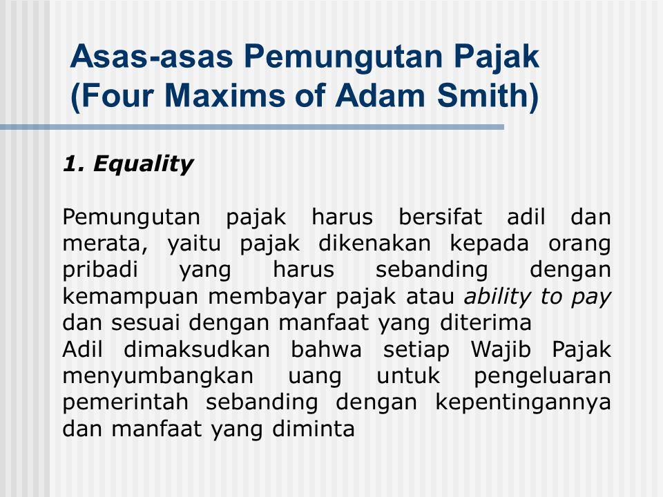 Fungsi Pajak Fungsi Budgeter sebagai sumber dana yang diperuntukkan bagi pembiayaan pengeluaran - pengeluaran pemerintah. Misal: dimasukkannya pajak d