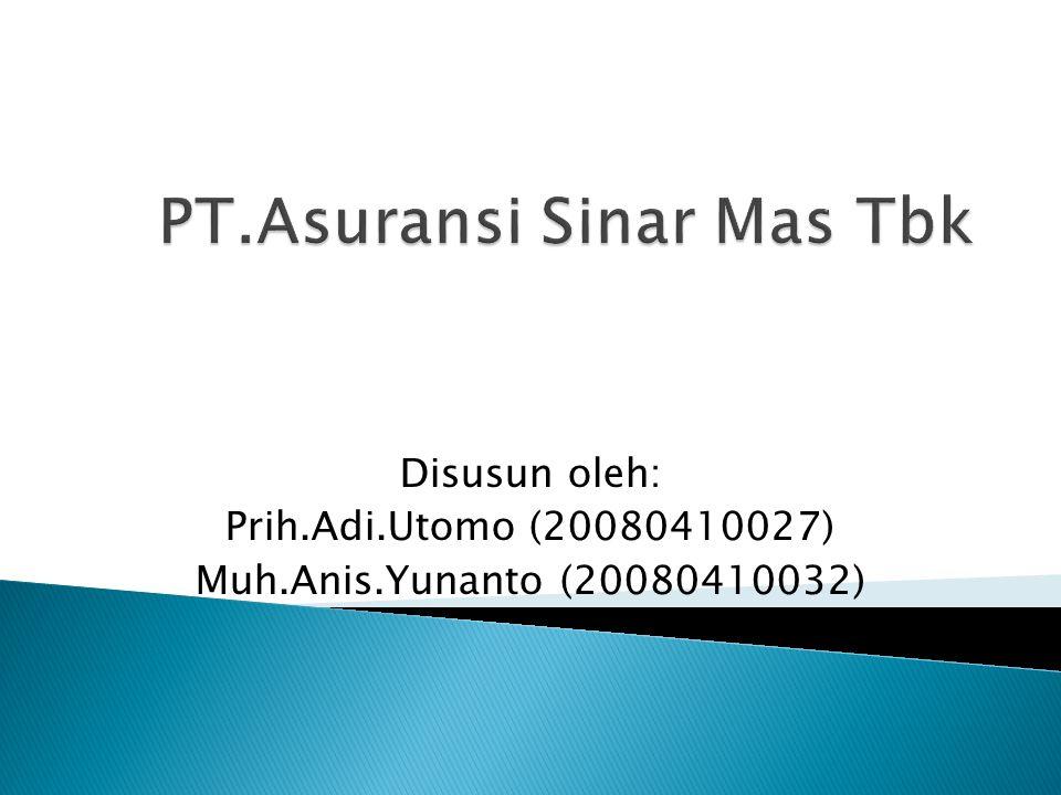 Disusun oleh: Prih.Adi.Utomo (20080410027) Muh.Anis.Yunanto (20080410032)