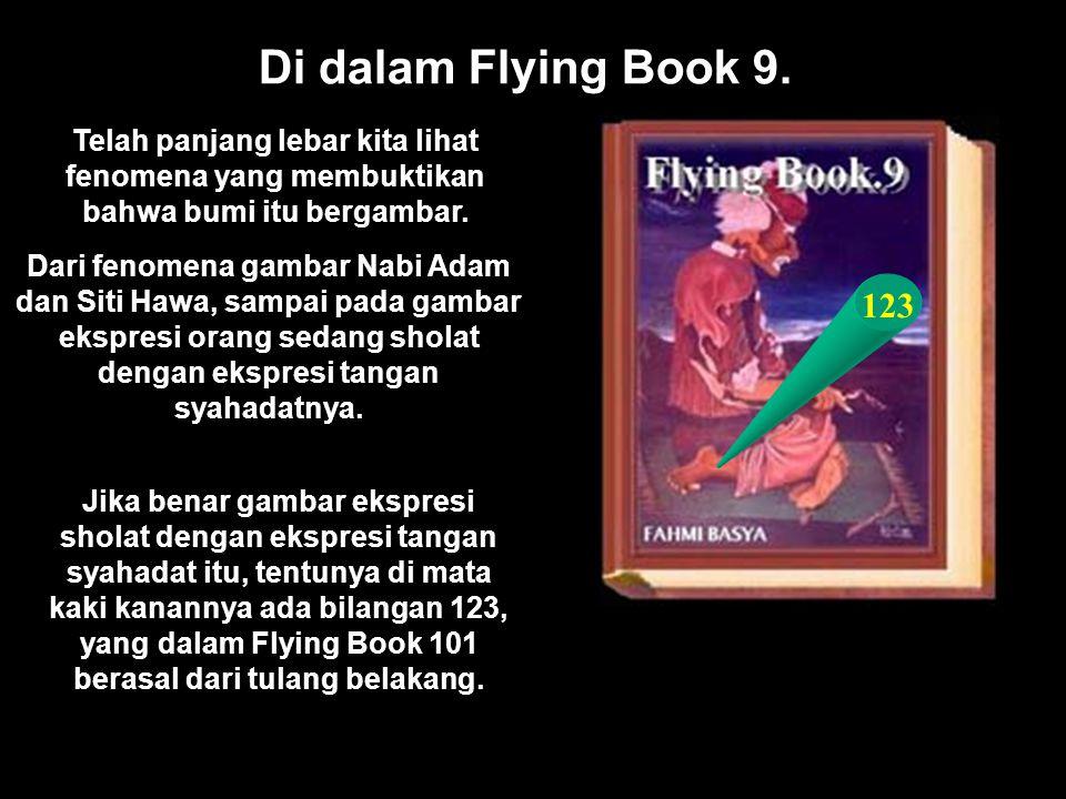 Di dalam Flying Book 9.