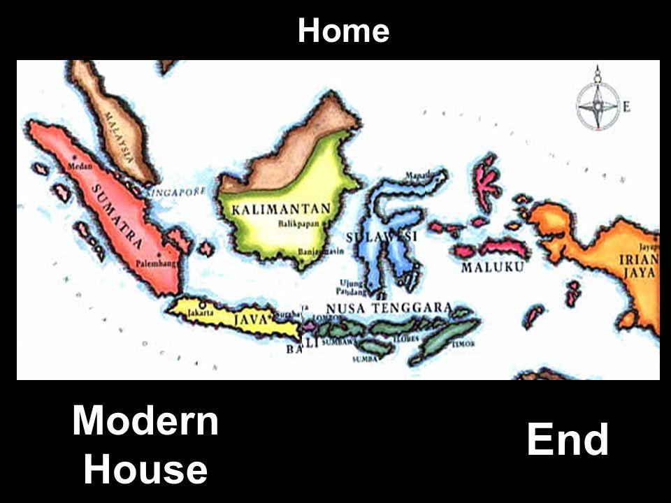 End Modern House