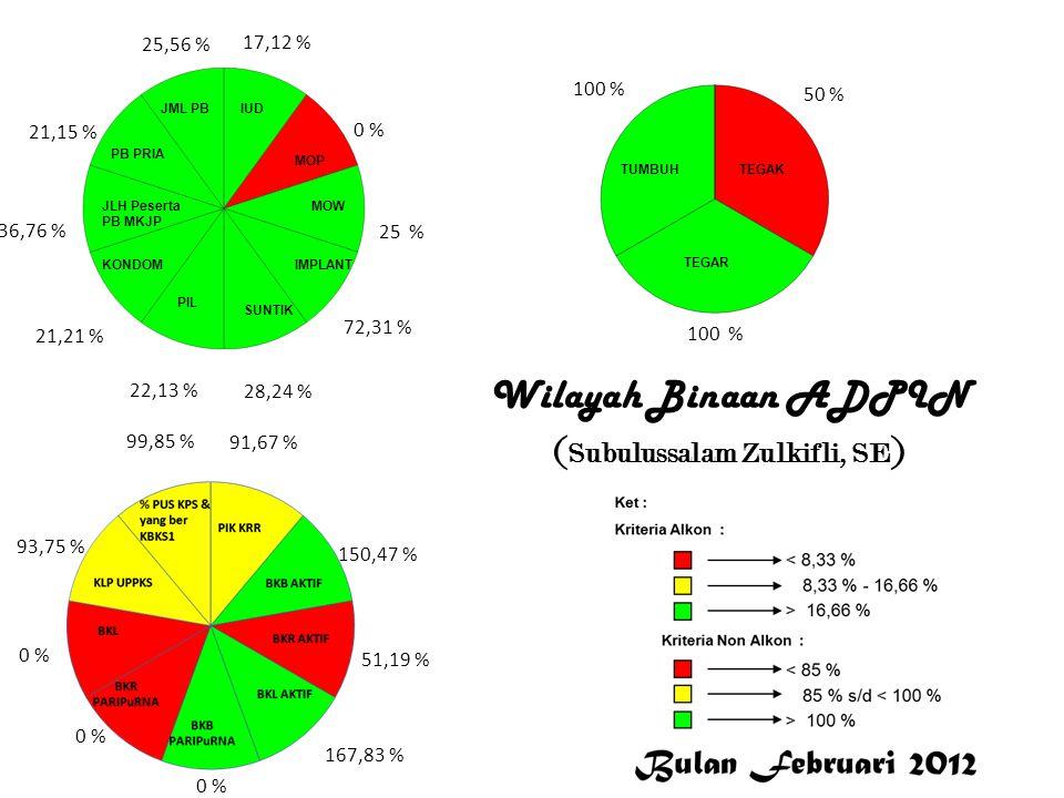 17,12 % 0 % 25 % 72,31 % 28,24 % 22,13 % 21,21 % 36,76 % 21,15 % 25,56 % 91,67 % 150,47 % 51,19 % 167,83 % 0 % 93,75 % 99,85 % 100 % 50 % 100 % Subulu
