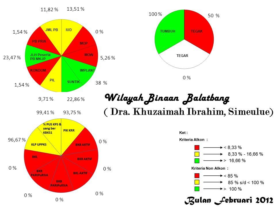 13,51 % 0 % 5,26 % 38 % 22,86 % 9,71 % 1,54 % 23,47 % 1,54 % 11,82 % 93,75 % 0 % 96,67 % 99,41 % 100 % 50 % 0 % S i m e u l u e Wilayah Binaan Balatba