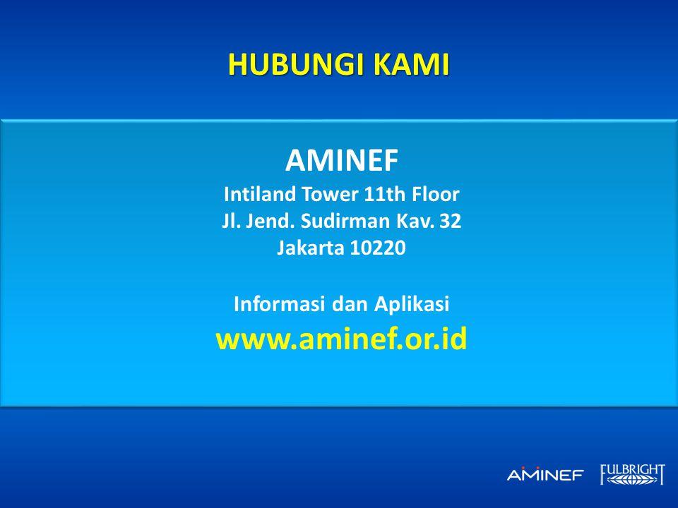 AMINEF Intiland Tower 11th Floor Jl.Jend. Sudirman Kav.