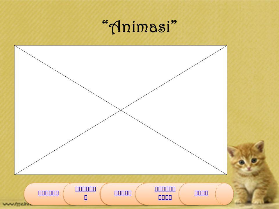 MATERI ANIMAS I ANIMAS I VIDEO CONTOH SOAL CONTOH SOAL KUIS Animasi