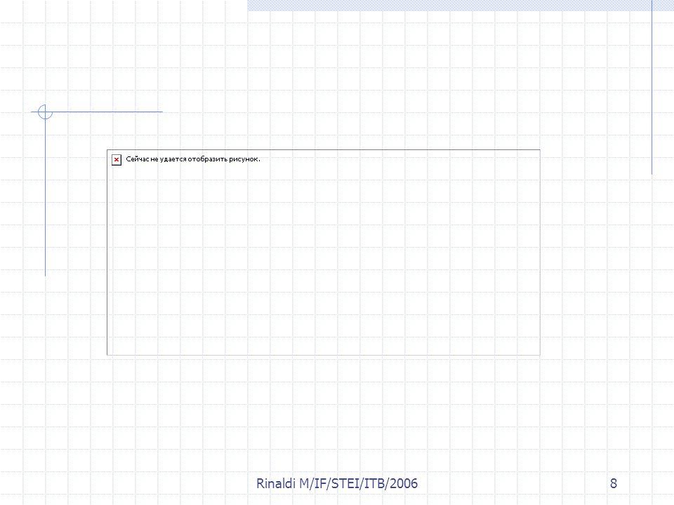 Rinaldi M/IF/STEI/ITB/20068