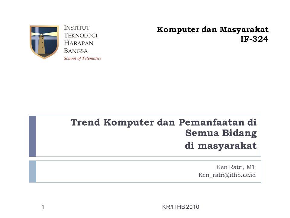 Telekomunikasi KR/ITHB 2010 eTOM ; framework untuk identifikasi proses bisnis telekomunikasi.
